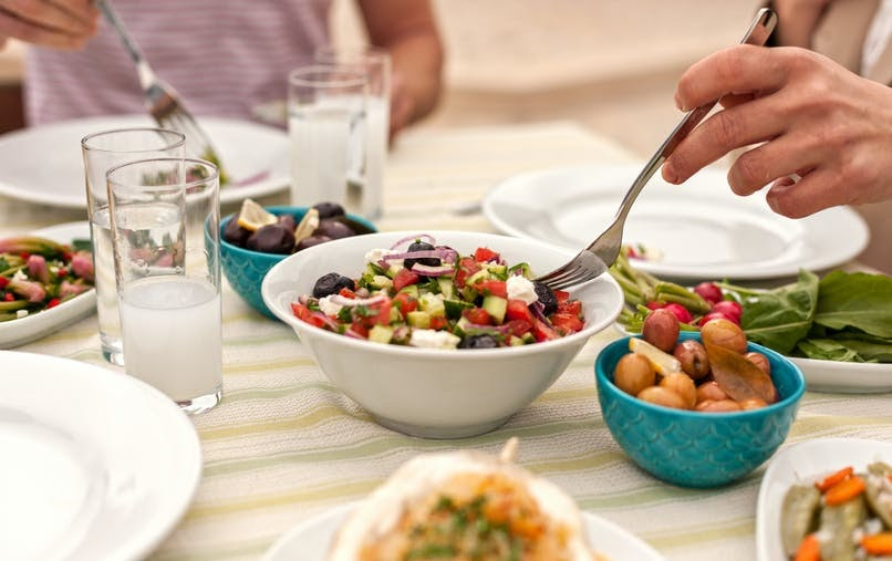 Tips for healthy eating in spring